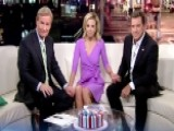 'Fox & Friends' Welcomes Elisabeth Hasselbeck Back