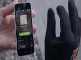 Smart Glove Makes Controlling Smartphones Simple