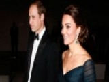 Royal Couple Arrives In New York City
