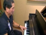 Hospital Janitor Brings Joy With Piano Playing