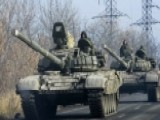Fighting Continues In The Ukraine Despite Ceasefire