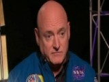 Astronaut Scott Kelly Begins His Year In Space