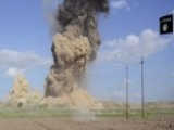 Video Shows ISIS Destroying Ancient Iraqi City