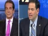 Krauthammer: Marco Rubio Using Tax Plan