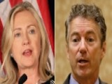 Rand Paul Says Secret Scandal Will Wreck Hillary's Campaign