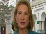 Carly Fiorina On The GOP Leadership Summit