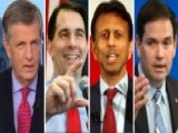 Hume: Republican Contest For 2016 Still Wide Open