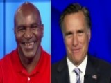 Mitt Romney And Evander Holyfield Talk Upcoming Boxing Match
