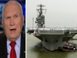 'Discrete' Signal? Scales: US Warships To Yemen Anything But