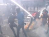 Water Cannon, Tear Gas Unleashed On Protesters In Turkey