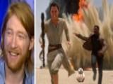 'Star Wars' Star On 'Star Wars' News On 'Star Wars' Day