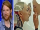 'Ex Machina' Star On Making Intelligent AI Flick
