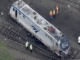 Forensics Team Seeking Cause For Train's Sudden Acceleration