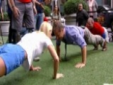 'Fox & Friends' Kicks Off Pushups For Charity
