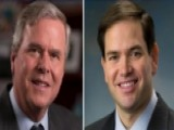 Rubio, Jeb Bush Face Repeated Questions On Iraq War