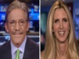 Ann Coulter And Geraldo Rivera Debate Illegal Immigration