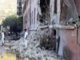 At Least One Dead In Car Bomb Blast In Cairo
