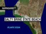 Woman Injured In Possible Explosion On Rhode Island Beach
