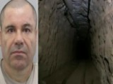 'El Chapo' Reportedly Spent $50 Million On Escape Tunnel