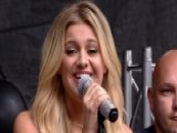 Kelsea Ballerini Performs 'Amazing Grace'