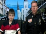 'Police Lives Matter': 9-year-old Thanks Law Enforcement