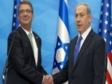 Defense Secretary Ash Carter Meets With Israeli PM Netanyahu