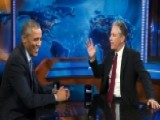 Obama Mocks Iran Nuke Deal Critics On 'The Daily Show'
