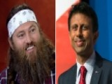 Why Willie Robertson Says Bobby Jindal Has His Vote