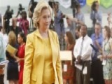 'Drip-drip' Of Information Hurting Clinton's Message?
