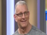 Robert Irvine Offers Healthy Habits For Life