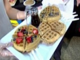 'Fox & Friends' Celebrates National Waffle Day