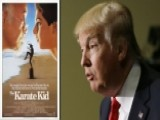 'Karate Kid' Songwriter Not Happy With Trump
