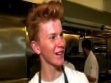 16-year-old Opens Up Trendy New York City Restaurant