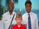 Young Boy Pays For Deputy's Breakfast
