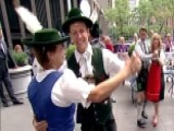 'Fox & Friends' Learns To Polka