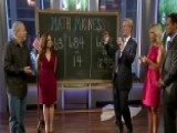 'Fox & Friends' Put 'The Human Calculator' To The Test
