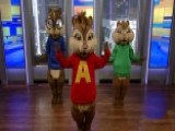 'Alvin And The Chipmunks' Preview Their Live Stage Show