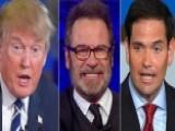 Miller Time: Presidential Politics Getting Bizarre