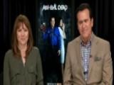 'Ash Vs. Evil Dead' Star Bruce Campbell: TV Is Too Censored