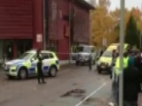 Masked Man Attacks Swedish School With Sword