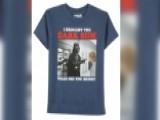 'Star Wars' Tee Shirt Sexist?