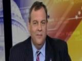 Gov. Christie On Missing Cut For FBN's Prime-time Debate