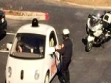 Cop Pulls Over Google Self-driving Car For Going Too Slow