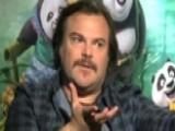 'Kung Fu Panda' Stars Demonstrate Martial Arts Mastery