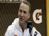 Peyton Manning Speaks Out Against Doping Allegation