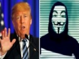 'Anonymous' Claims It Has Hacked Trump's Personal Info