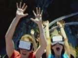 Samsung And Six Flags Team Up To Create VR Roller Coasters