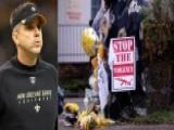'I Hate Guns': Saints' Payton Speaks Out After Smith Death
