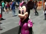 'Minnie Mouse' Arrested For Harassing Family In Times Square