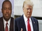 Ben Carson: Trump Should Not Give Up His 'brashness'